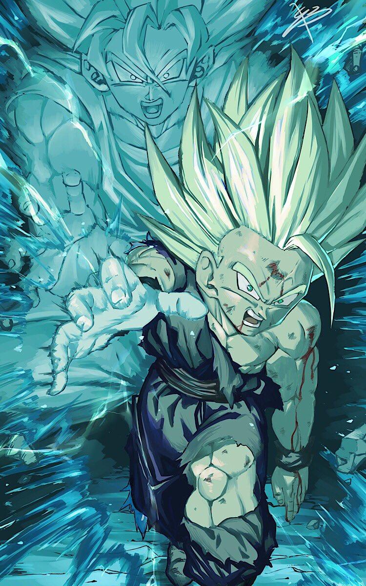 Images découvertes [Fanarts Dragon Ball] - Page 5 D1sFJh_U8AIy6rL