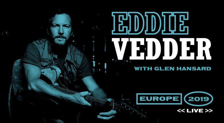 Ticketmaster España's photo on #EddieVedder