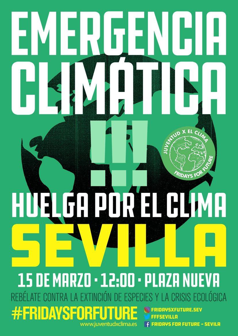 Tasio Oliver 🌻♻️'s photo on #HuelgaPorElClima