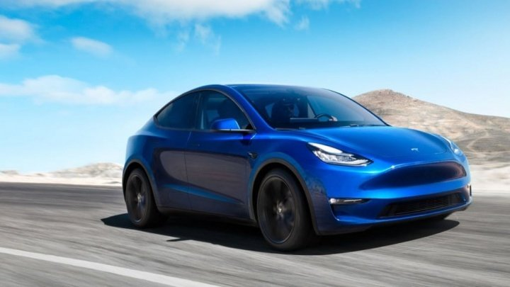 SAPO's photo on Tesla Model Y