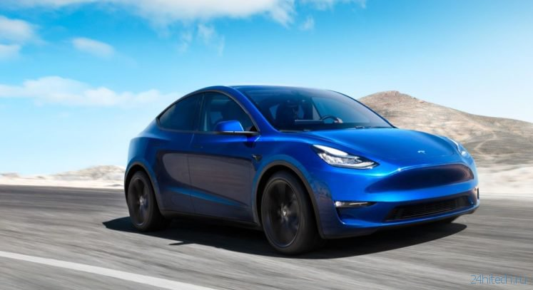 24hitech.ru's photo on Tesla Model Y