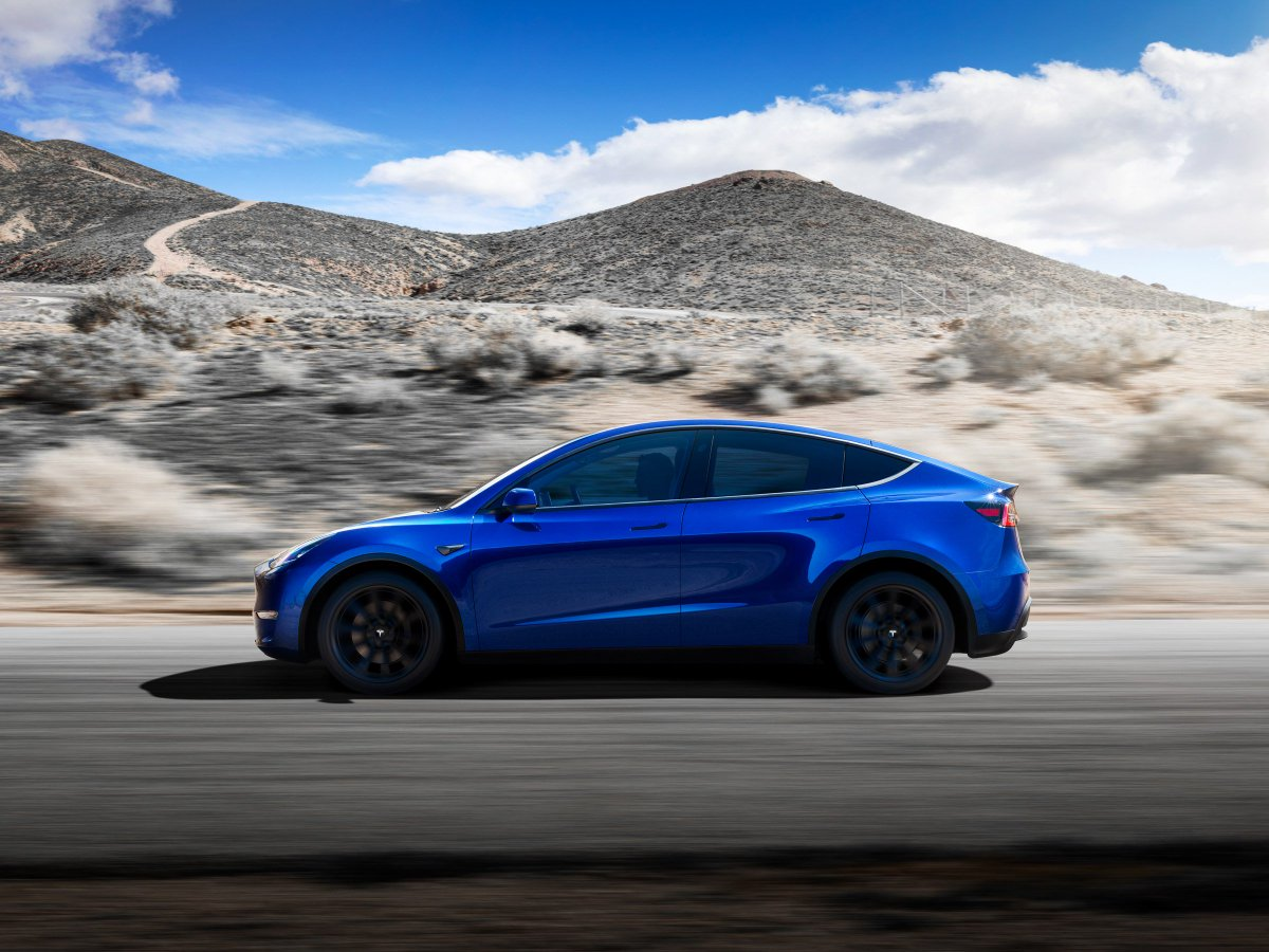 Motori InvestireOggi's photo on Tesla Model Y