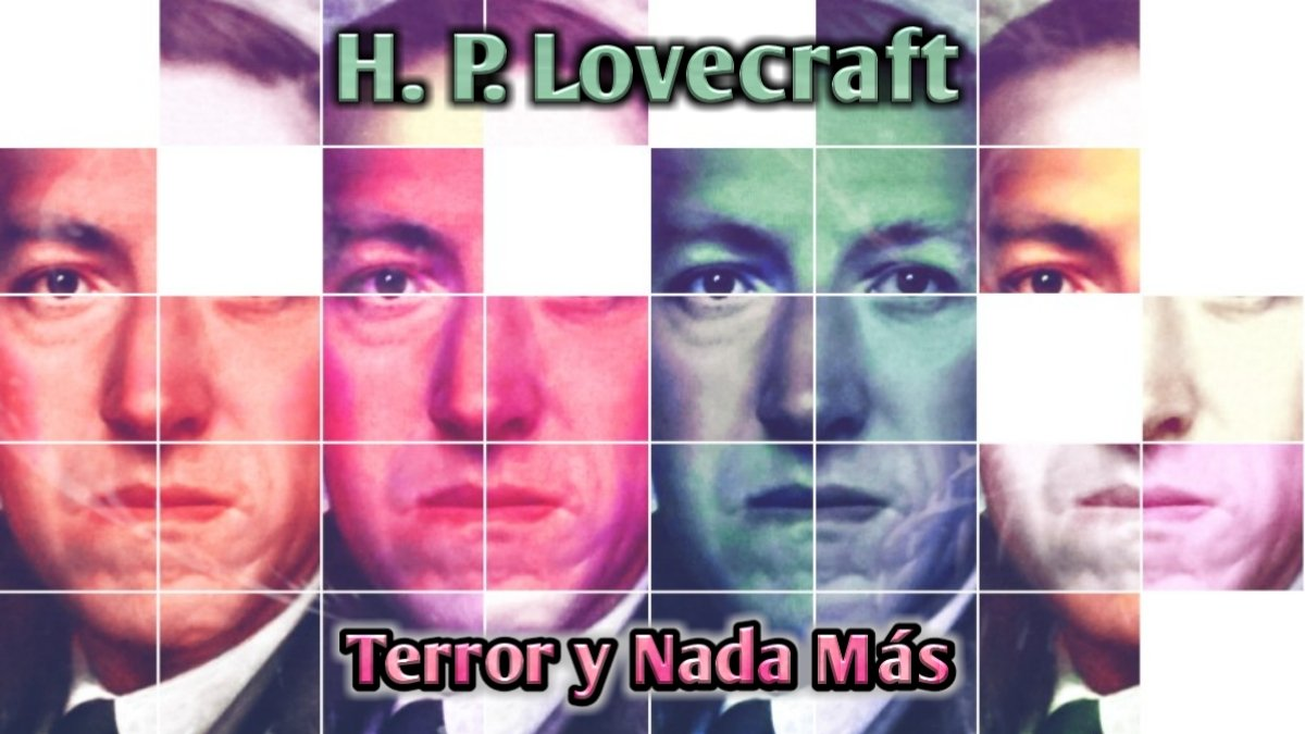 Terror y Nada Más's photo on H. P. Lovecraft