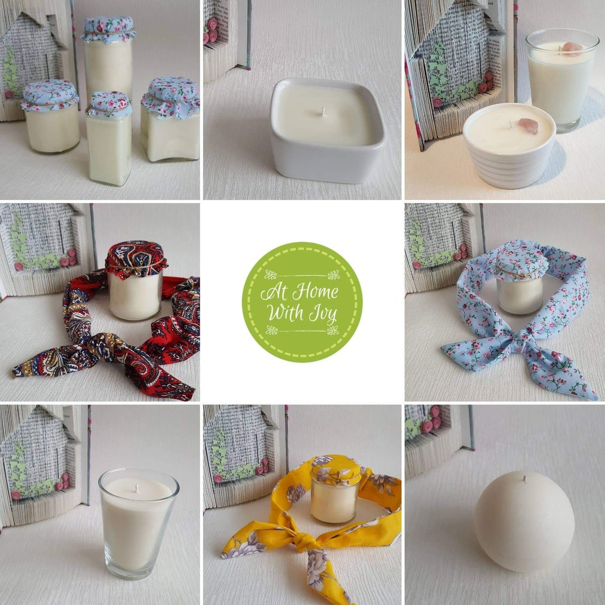 So chuffed with how our candle range is looking now!   Don&#39;t forget it&#39;s still 20% off over on our etsy shop! Just use the code MOTHERSDAY20 at checkout.  #etsyuk #handmade #giftideas #UkGiftHour #UKSmallBiz #mothersdaygift<br>http://pic.twitter.com/9EVmiV19Ro