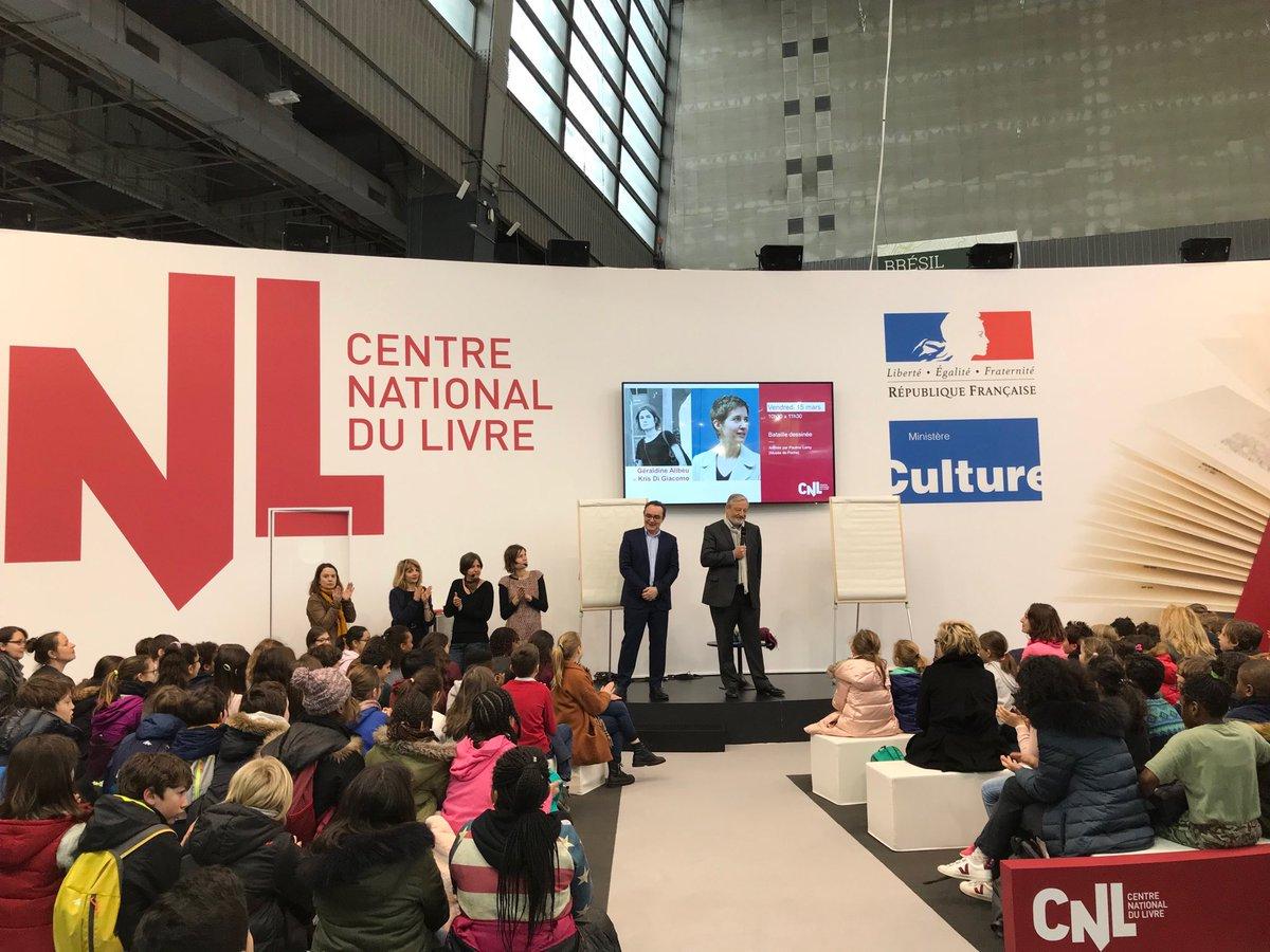 Gwenaëlle Solignac's photo on #salondulivre
