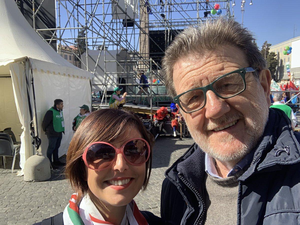 Loris Cavalletti's photo on Piazza del Popolo