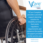 Image for the Tweet beginning: #VCareComplete #disabilityindustry
