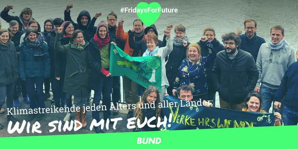 BUND's photo on #Schulstreik