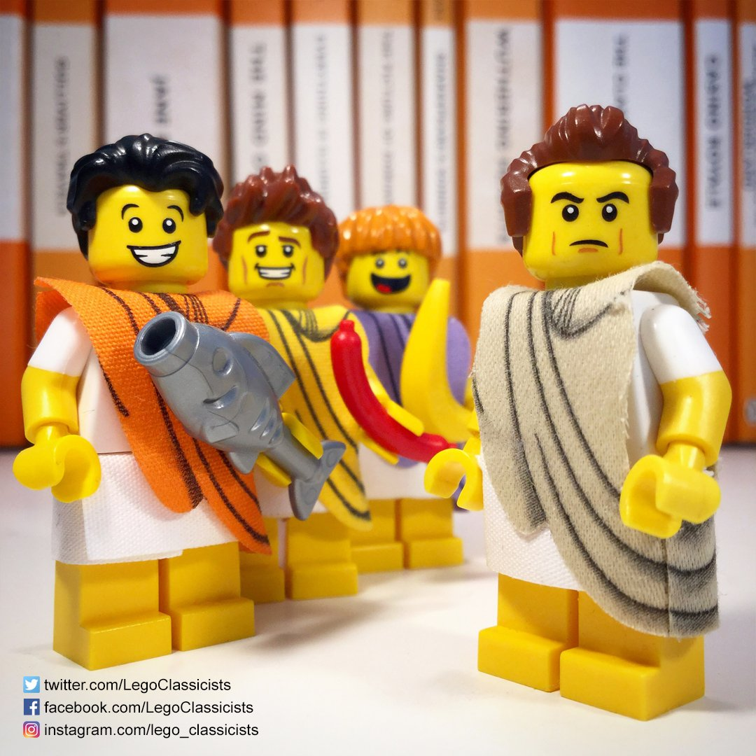 Lego Classicists's photo on Julius Caesar