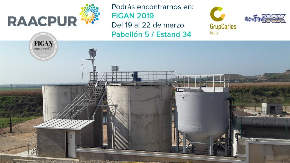 3⃣2⃣1⃣ ... Cuenta atrás para #FIGAN2019! Os esperamos del 19 al 22 de marzo en @feriadezaragoza! #tratamiento_purines #RAACPUR @feriadezaragoza @intranox #GCRural  Solicita tu invitación en la página web de FIGAN: https://t.co/uDdUyuN7Hn https://t.co/85YvRgrmlf