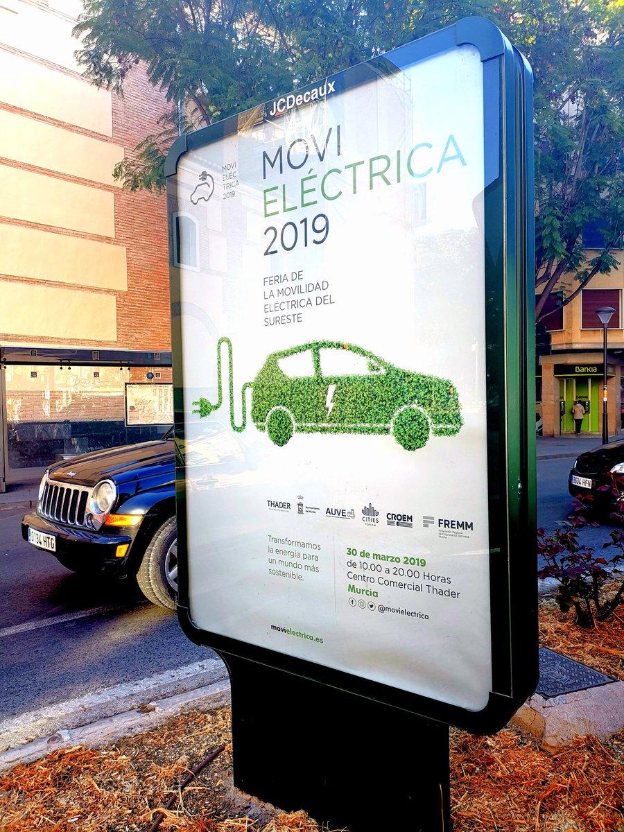 Movieléctrica's photo on Murcia