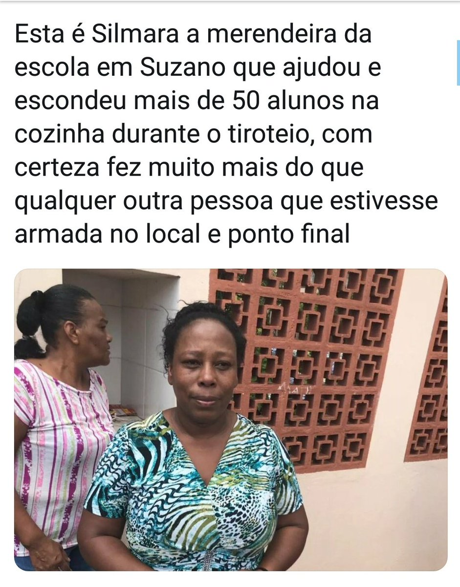 Barbara Oliveira's photo on #ChegaDeArmas