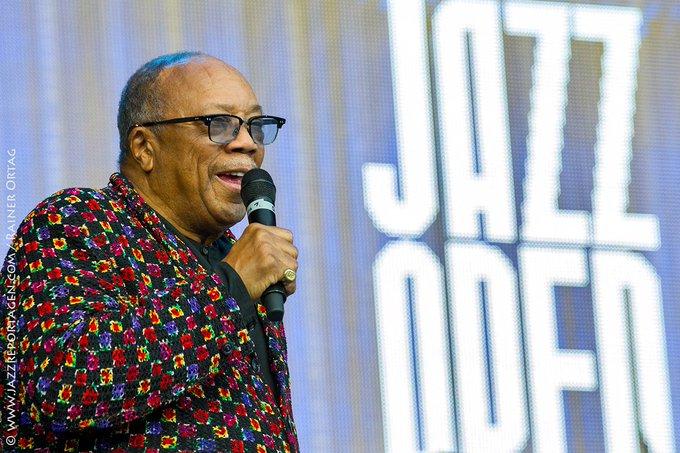 Happy Birthday to Quincy Jones !!!  2017 by jazzopen stuttgart