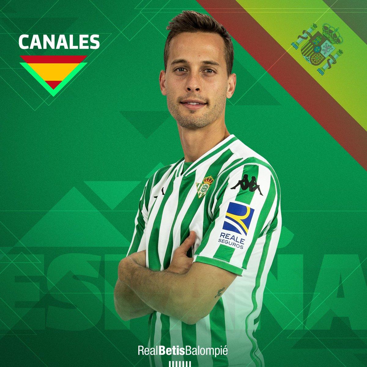 ¡¡¡¡@SergioCanales se estrena en una convocatoria de la @SeFutbol!!!! 🎩🇪🇸🔝