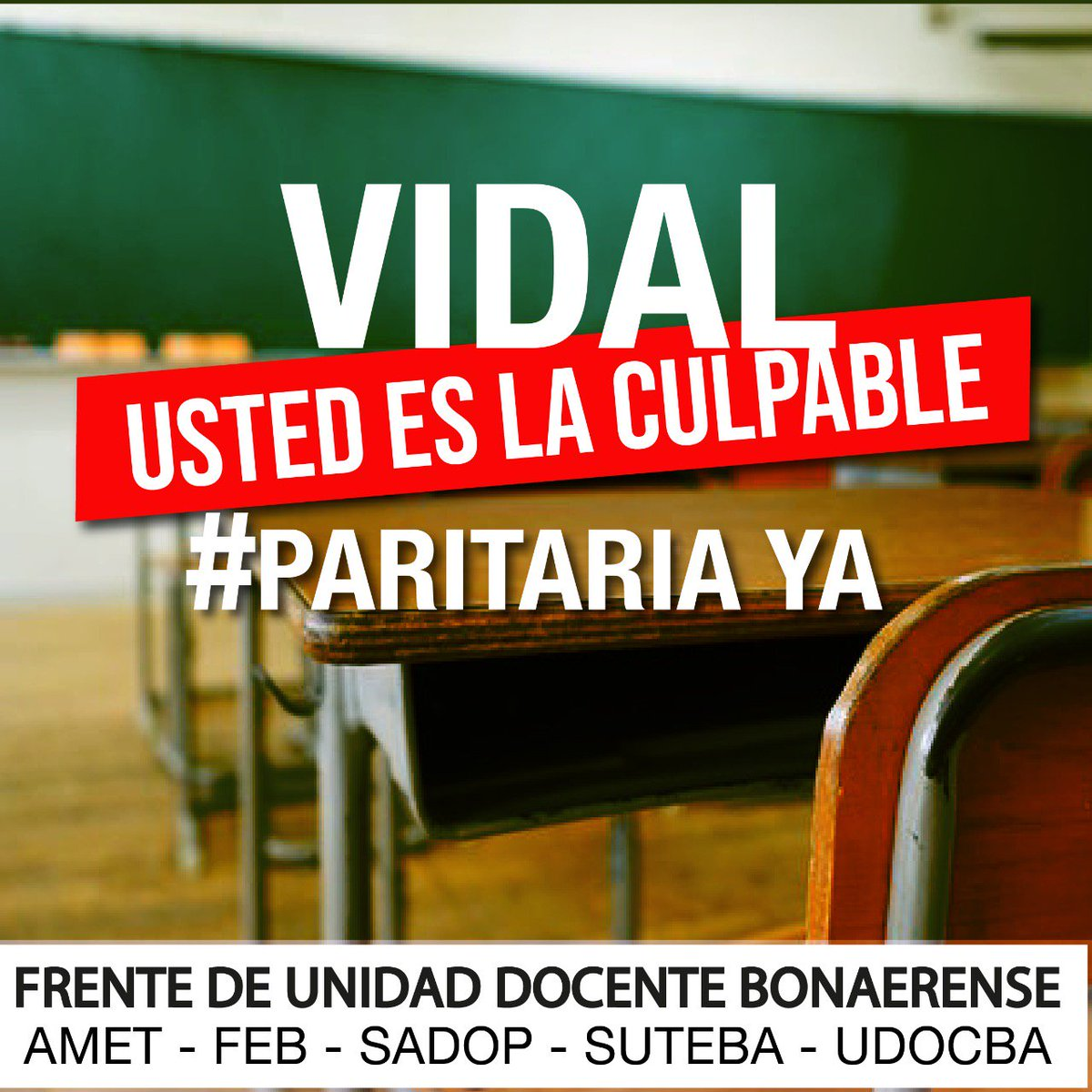Eva Vieytes's photo on #VidalEsCulpable