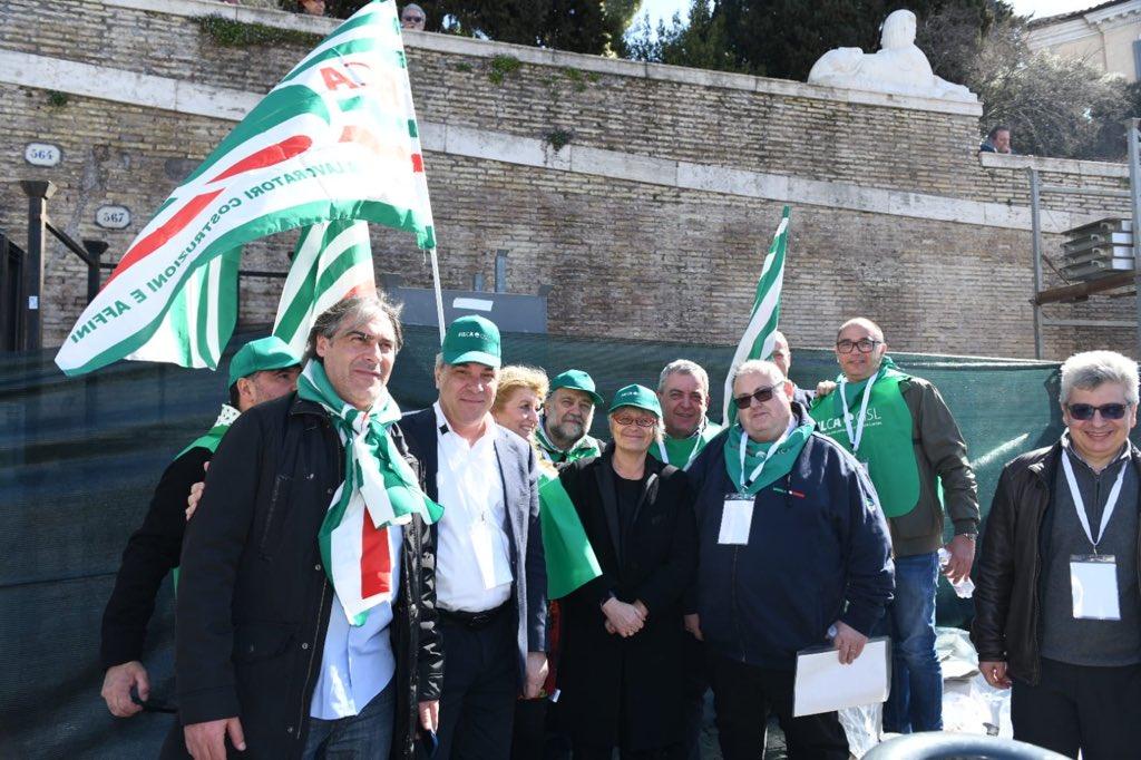 CISL Nazionale's photo on Piazza del Popolo