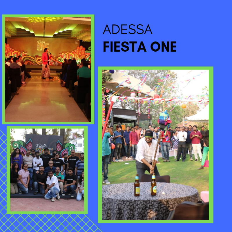Hola, to carnival vibes at Adessa Fiesta One! A day of fun for employees and their families inspired by the festivities of Latin America and Spain. #GPJLife #GPJIndia