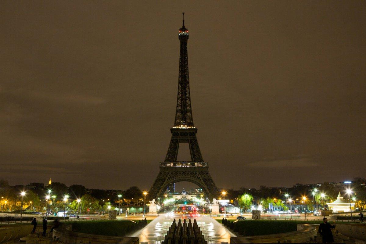 La tour Eiffel's photo on Attentat de Christchurch