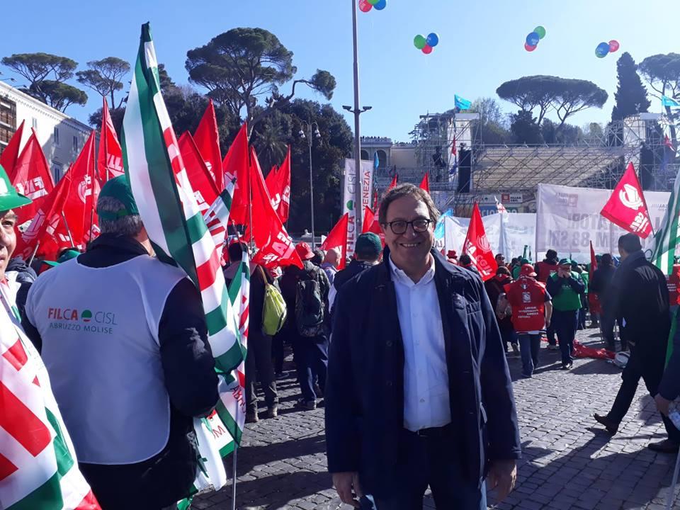 Bruno Astorre's photo on #15marzo