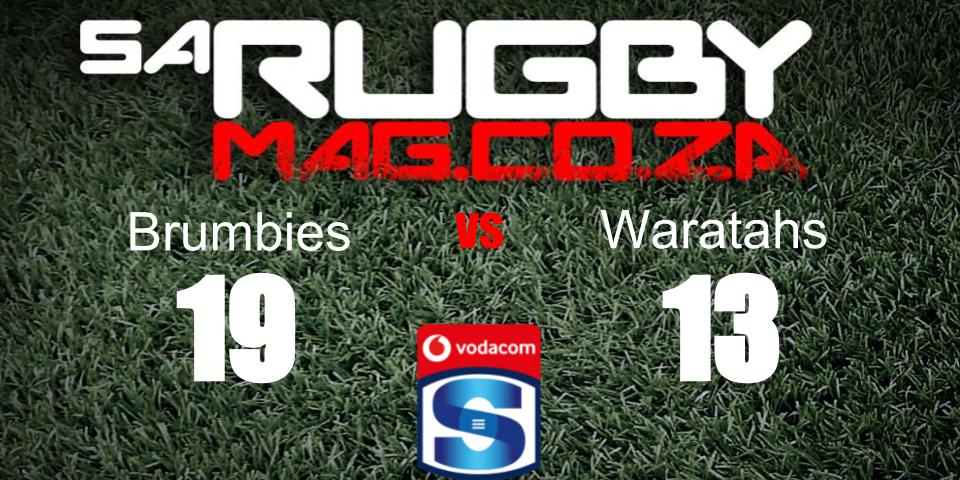 SA Rugby magazine's photo on #BRUvWAR
