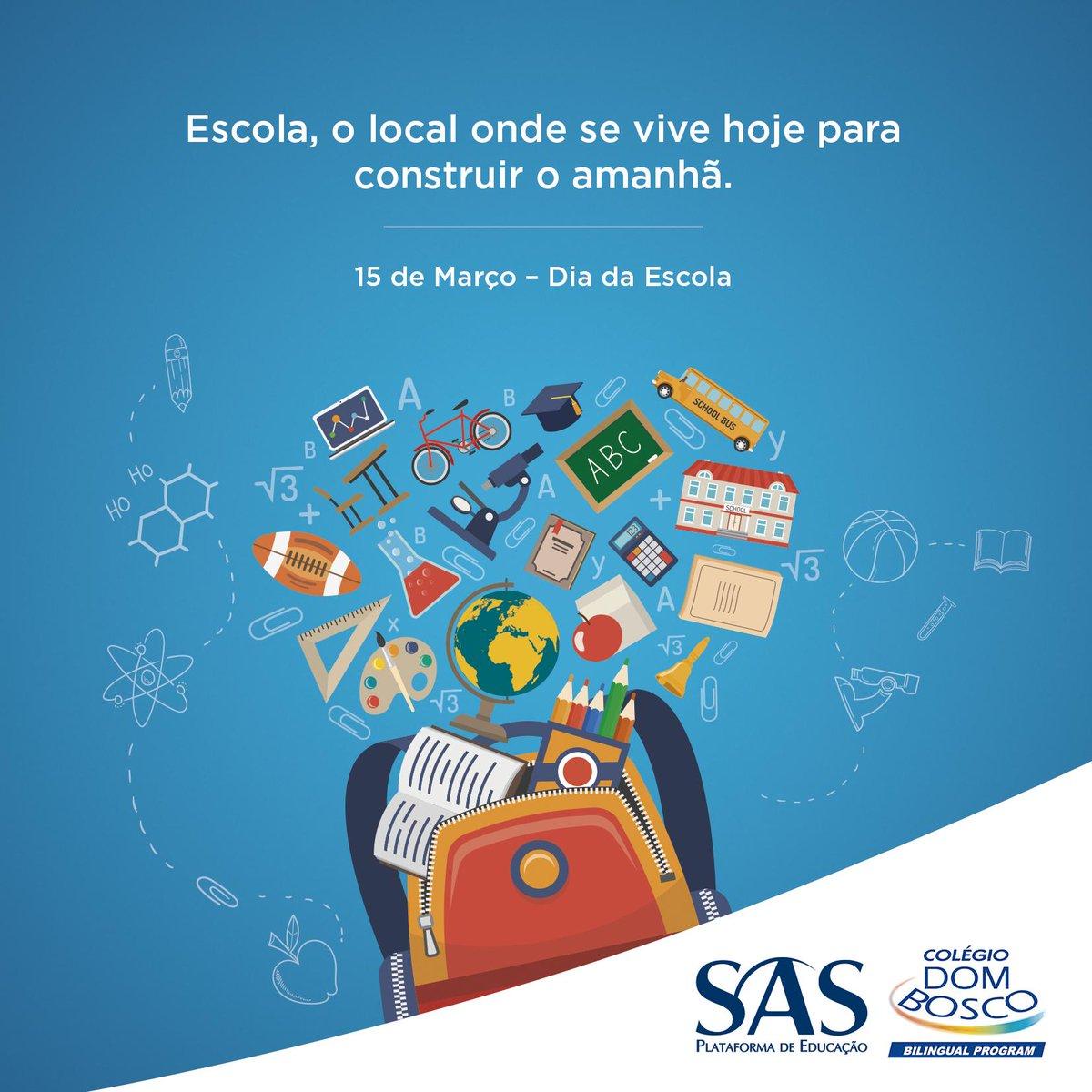 Colégio Dom Bosco SP's photo on #DiaDaEscola