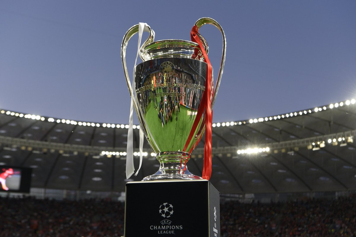 NDTV Sports's photo on #ChampionsLeaguedraw
