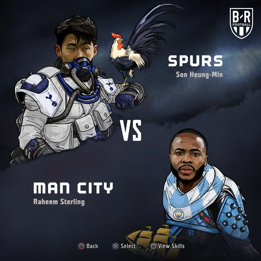 B/R Football's photo on Tottenham - City