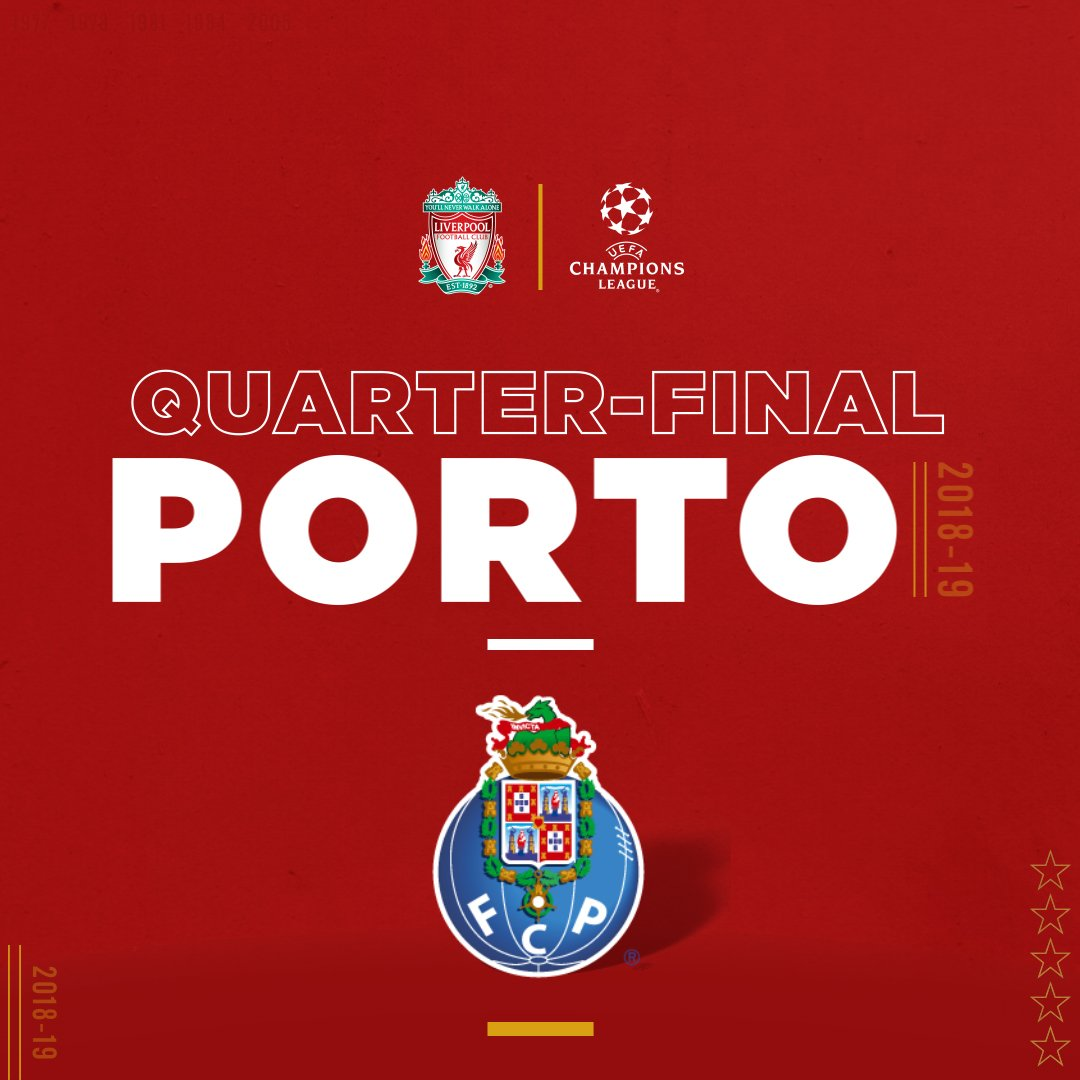 Liverpool FC's photo on Champions League