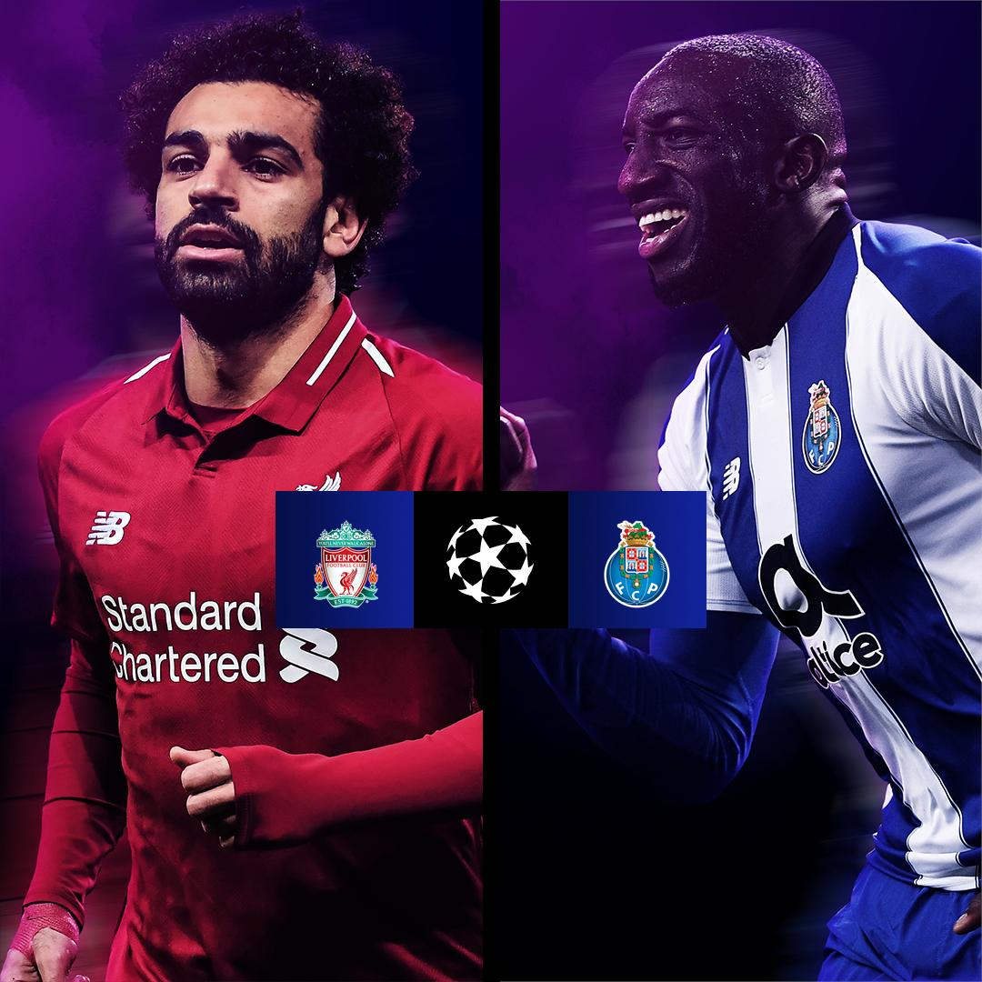 UEFA Champions League's photo on Porto
