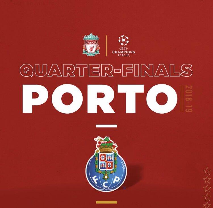 Anfield HQ's photo on Liverpool vs Porto