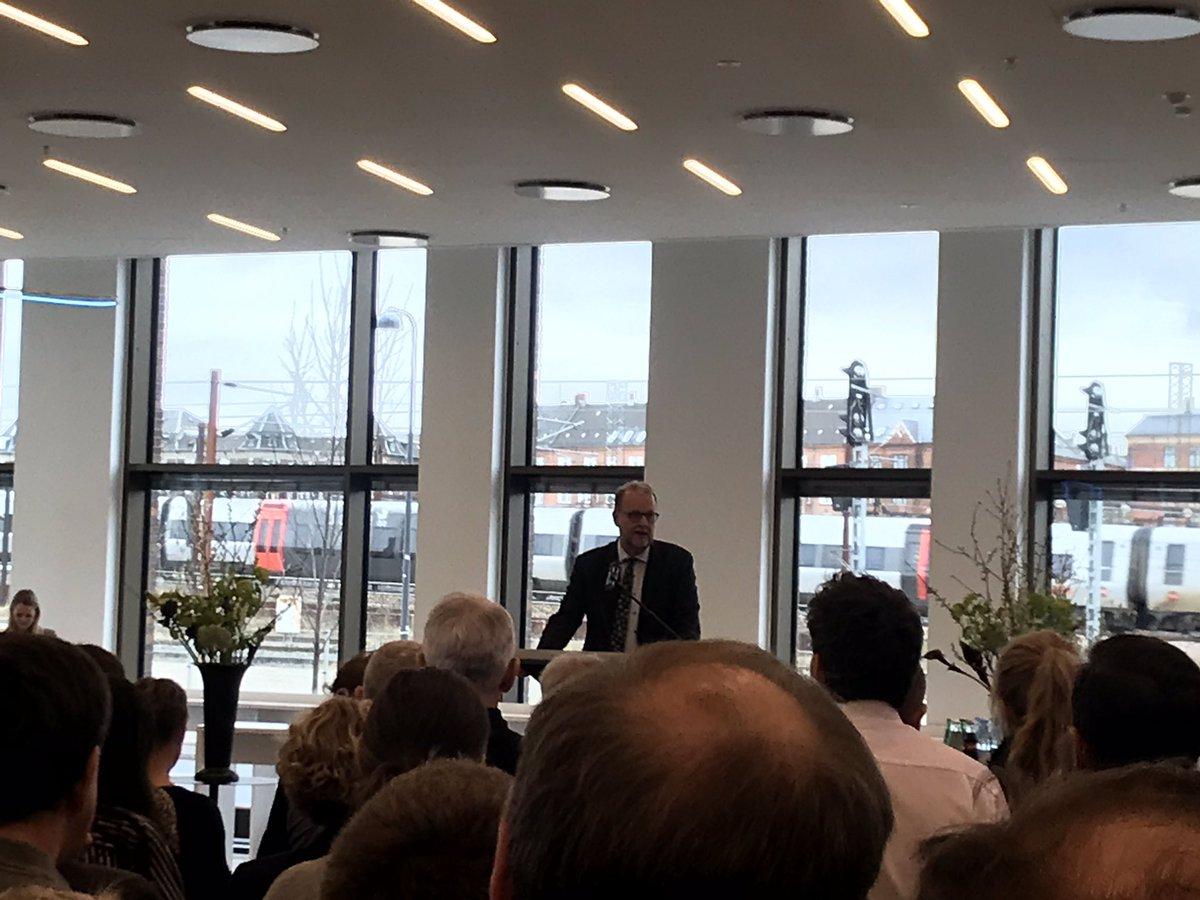 Tillykke til @Energistyr med jeres nye kontorer. Vi ser frem til et fortsat godt samarbejde i de nye lokaler #dkenergi
