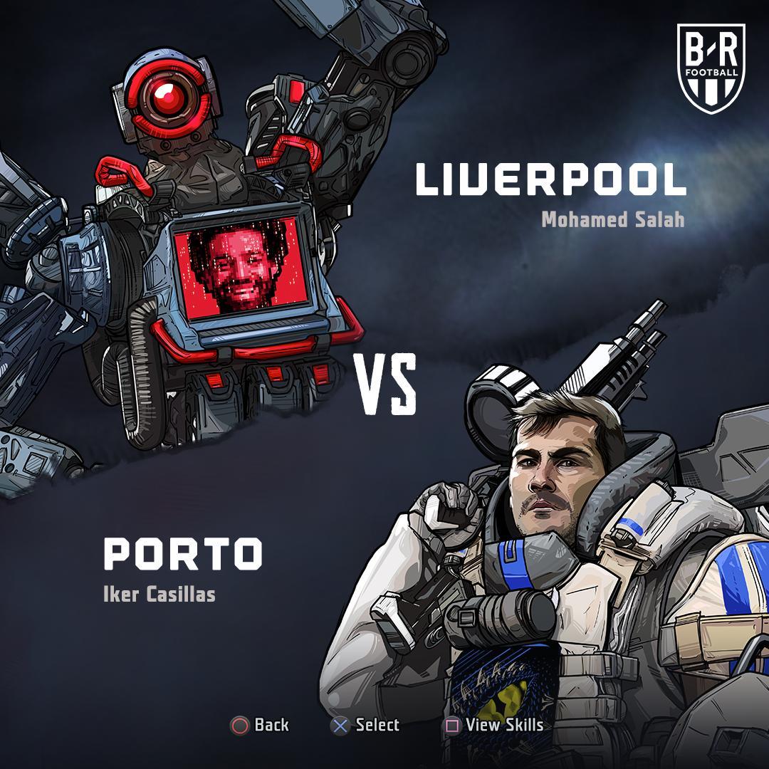 B/R Football's photo on liverpool - porto
