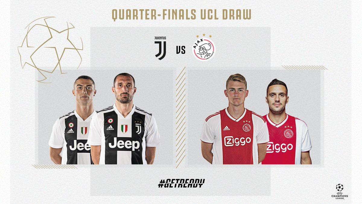 JuventusFC's photo on #AjaxJuve