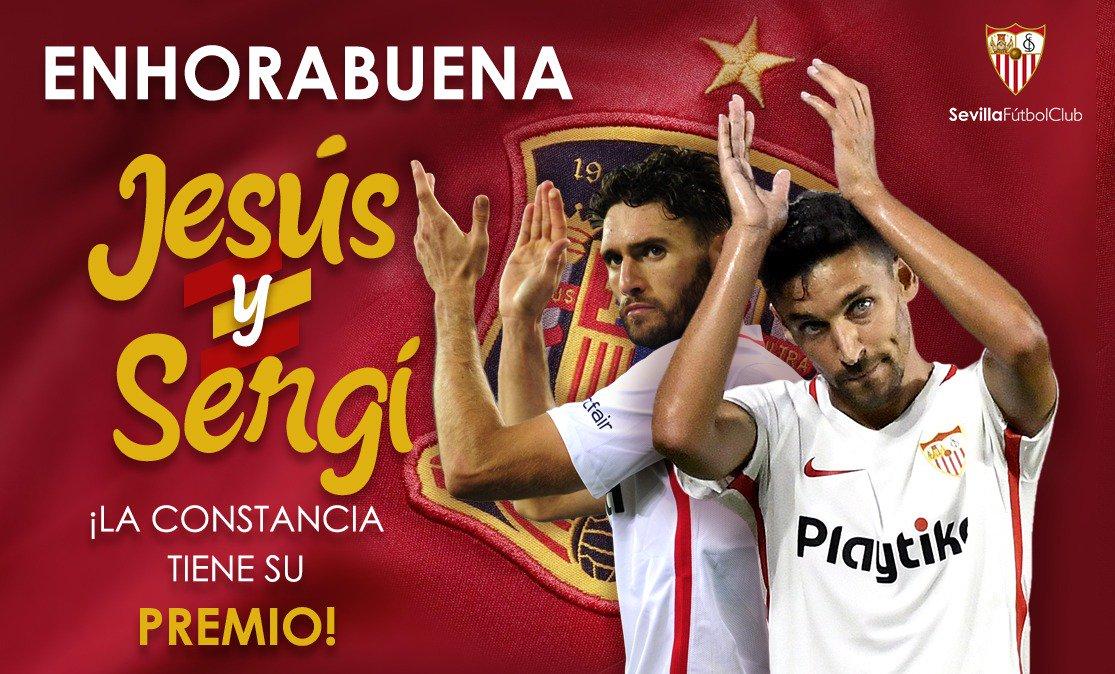 Sevilla Fútbol Club's photo on noruega y malta