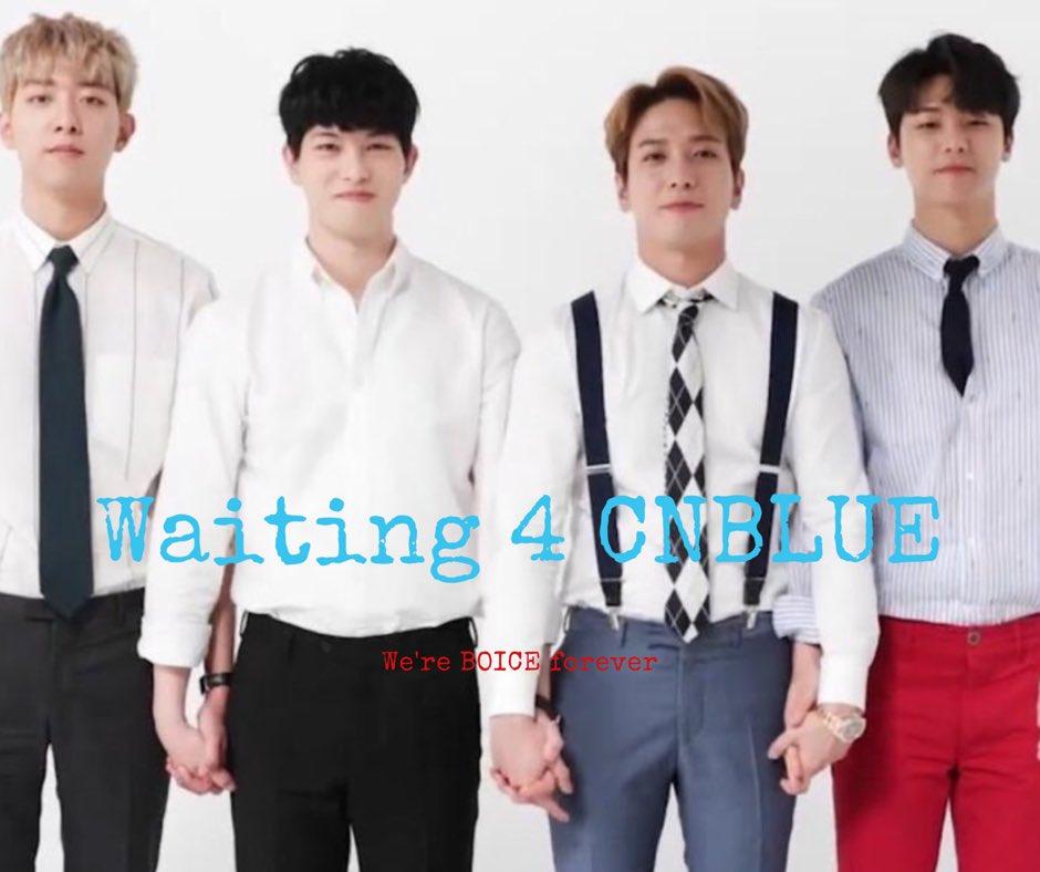 SUKIYANEN_CNBLUE's photo on #Waiting4CNBLUE