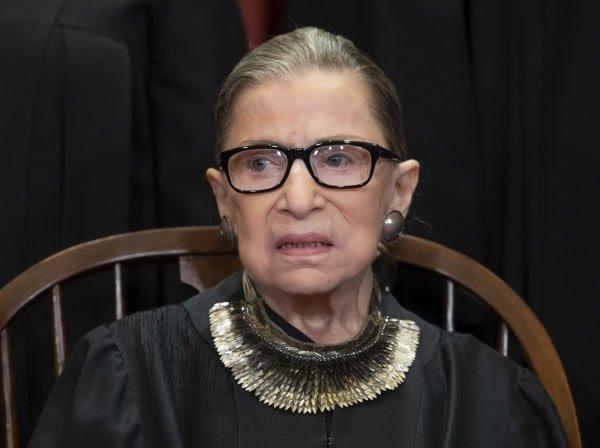 Happy Birthday to Justice Ruth Bader Ginsburg!