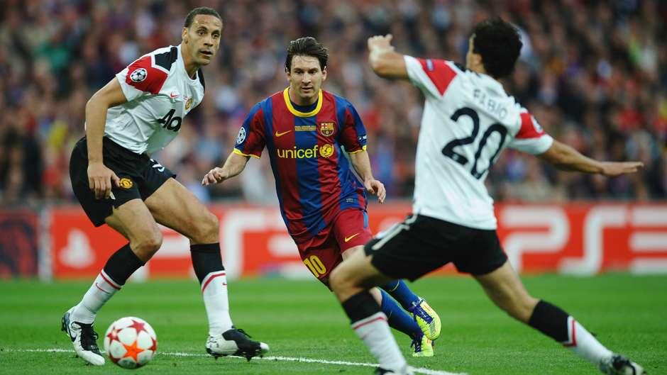 BarçaTimes's photo on Barça - Manchester United
