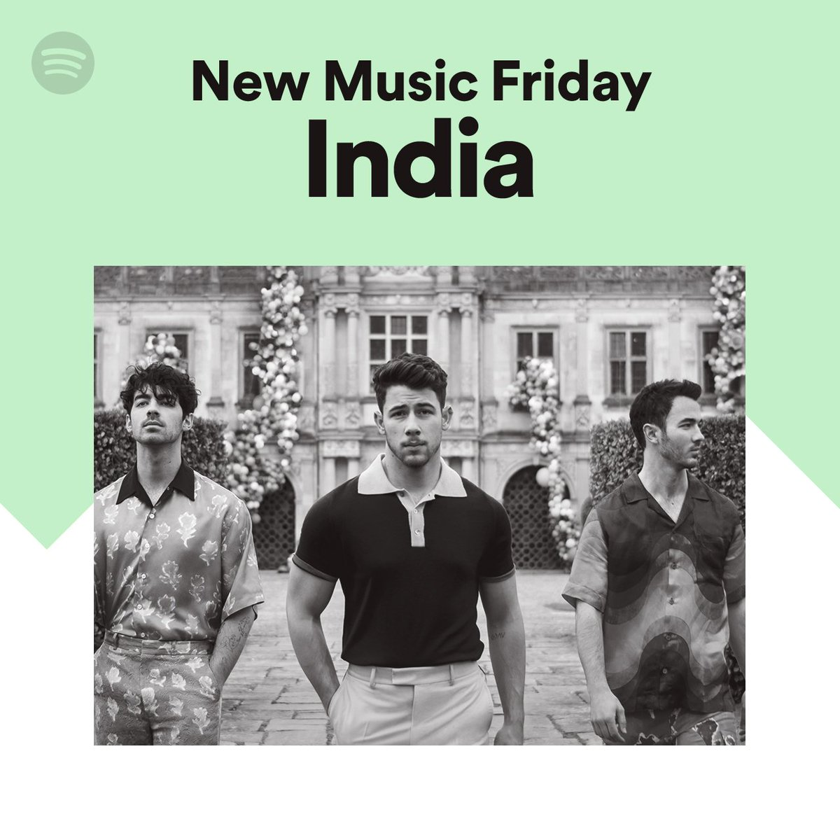 We&#39;re sure there&#39;s a track in here that you&#39;ll want to repeat at least 8926 times.   Check out some fresh tracks, here:  https:// spoti.fi/NMFIndia  &nbsp;   #NewMusicFriday <br>http://pic.twitter.com/iBNmq8naGI