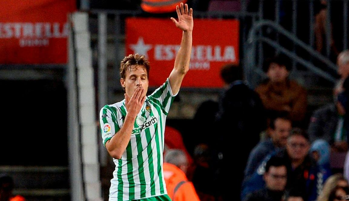 bet365_es's photo on Sergio Canales
