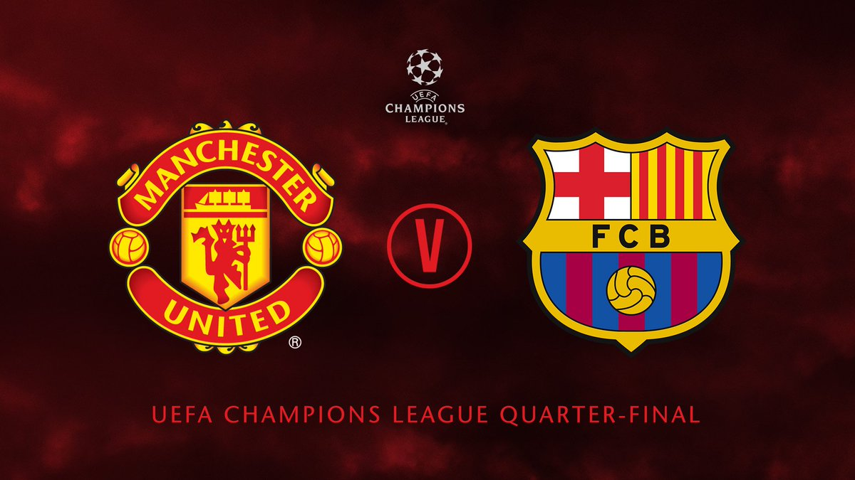 Chief Erican's photo on Manchester United vs Barcelona