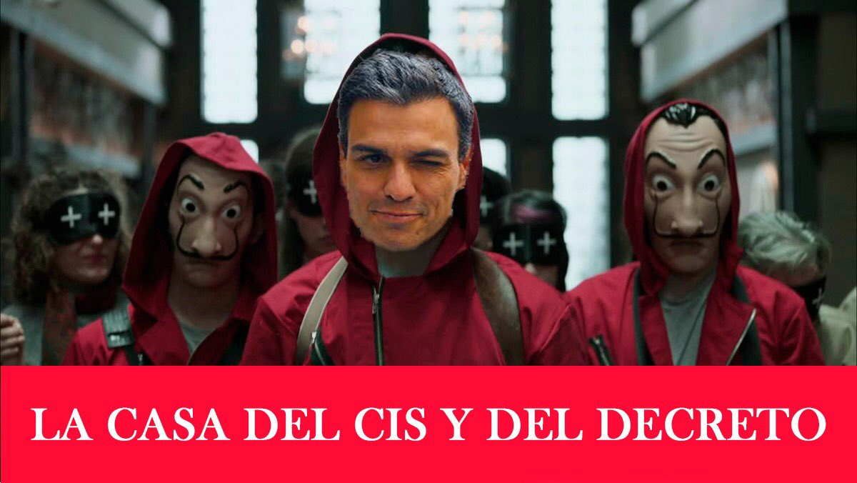 Ronald Fraga's photo on #DecretazoSánchez