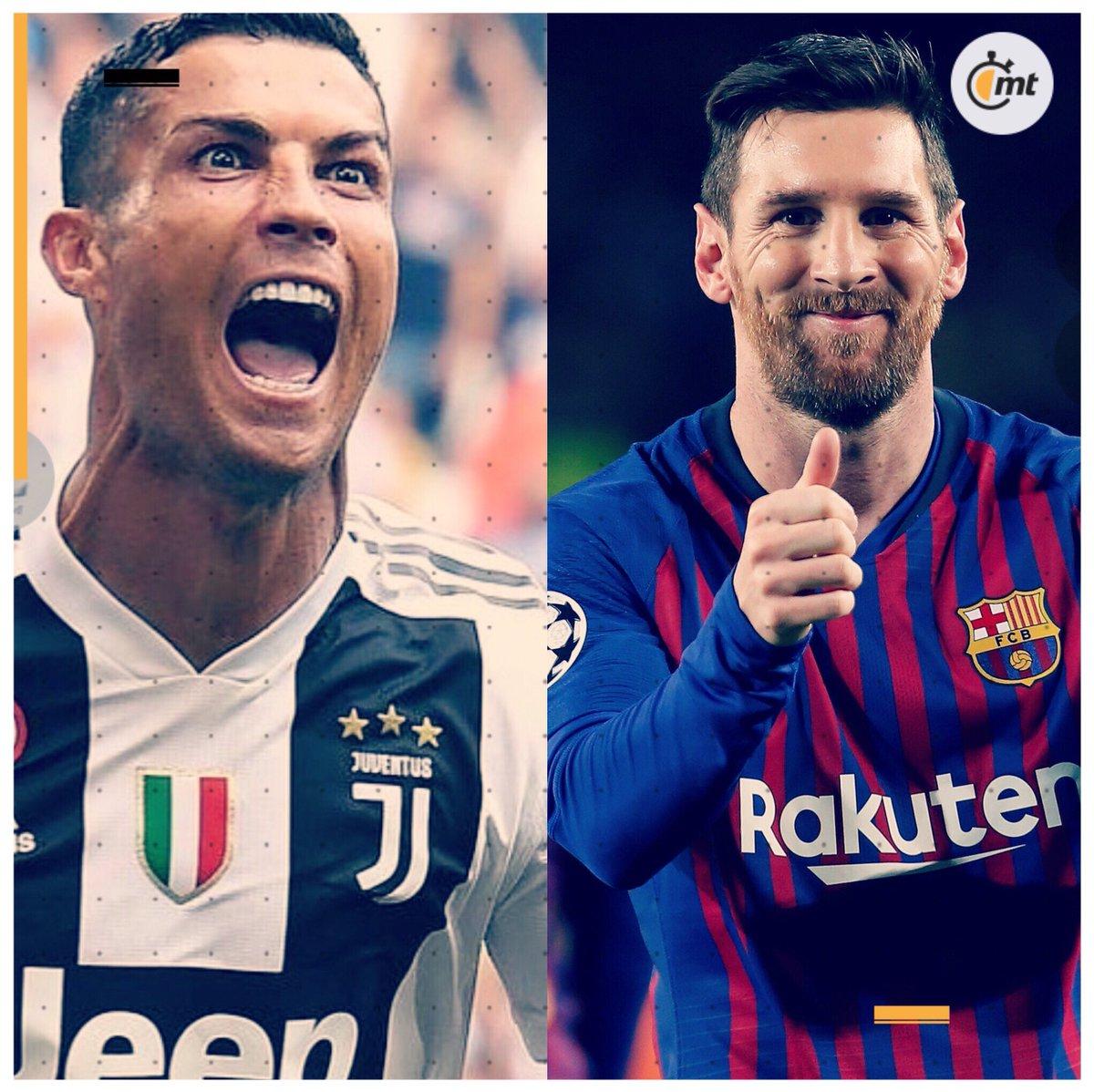 MedioTiempo's photo on Messi vs Cristiano
