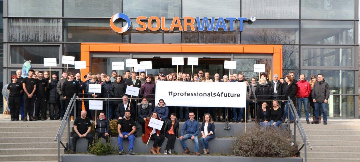 SOLARWATT Germany's photo on Demonstrationen