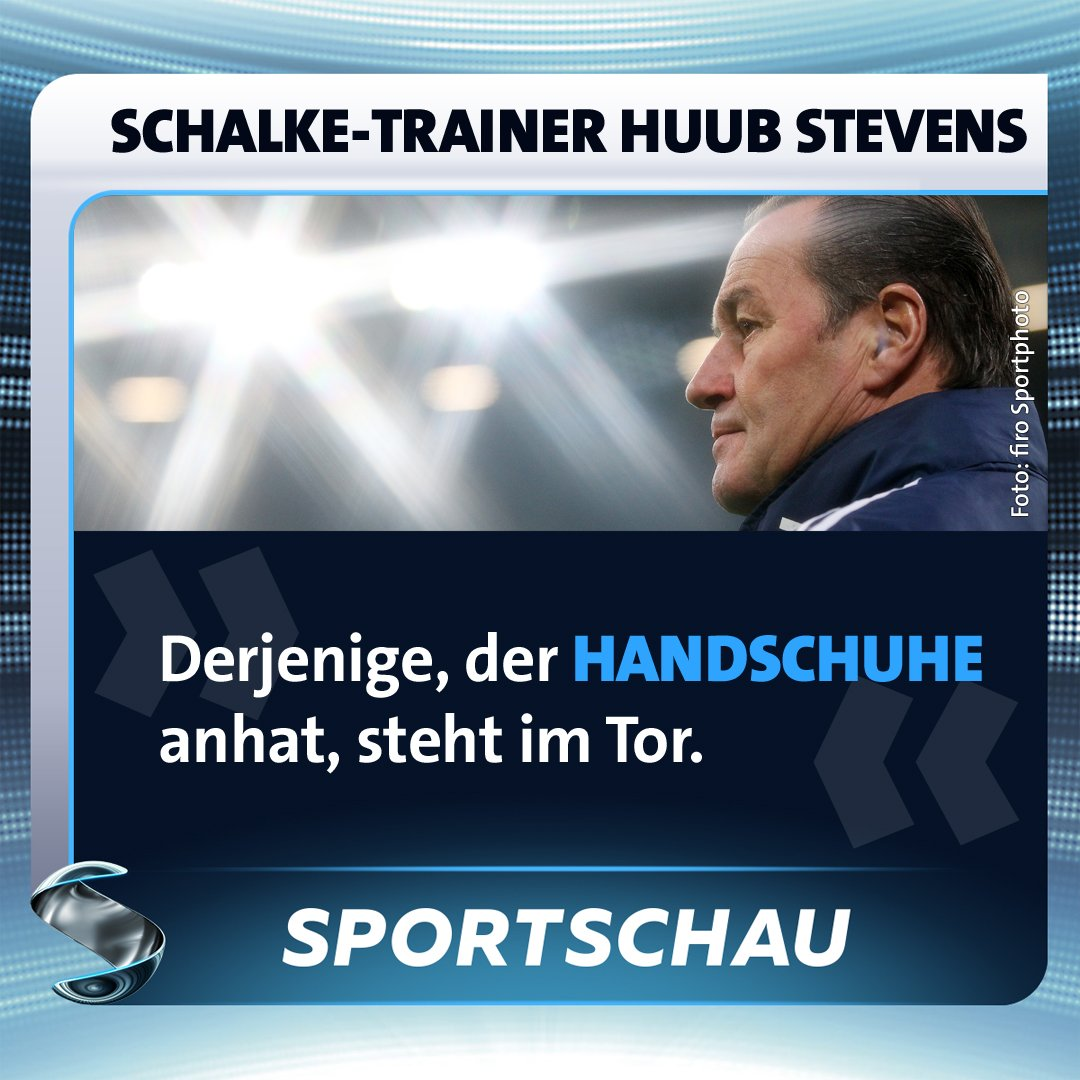 Sportschau's photo on Huub Stevens
