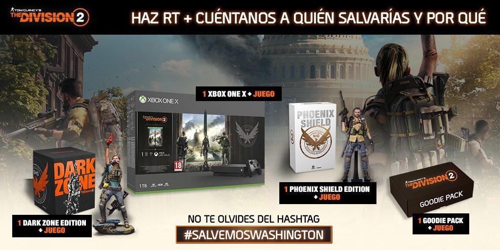 Ubisoft España's photo on #SalvemosWashington