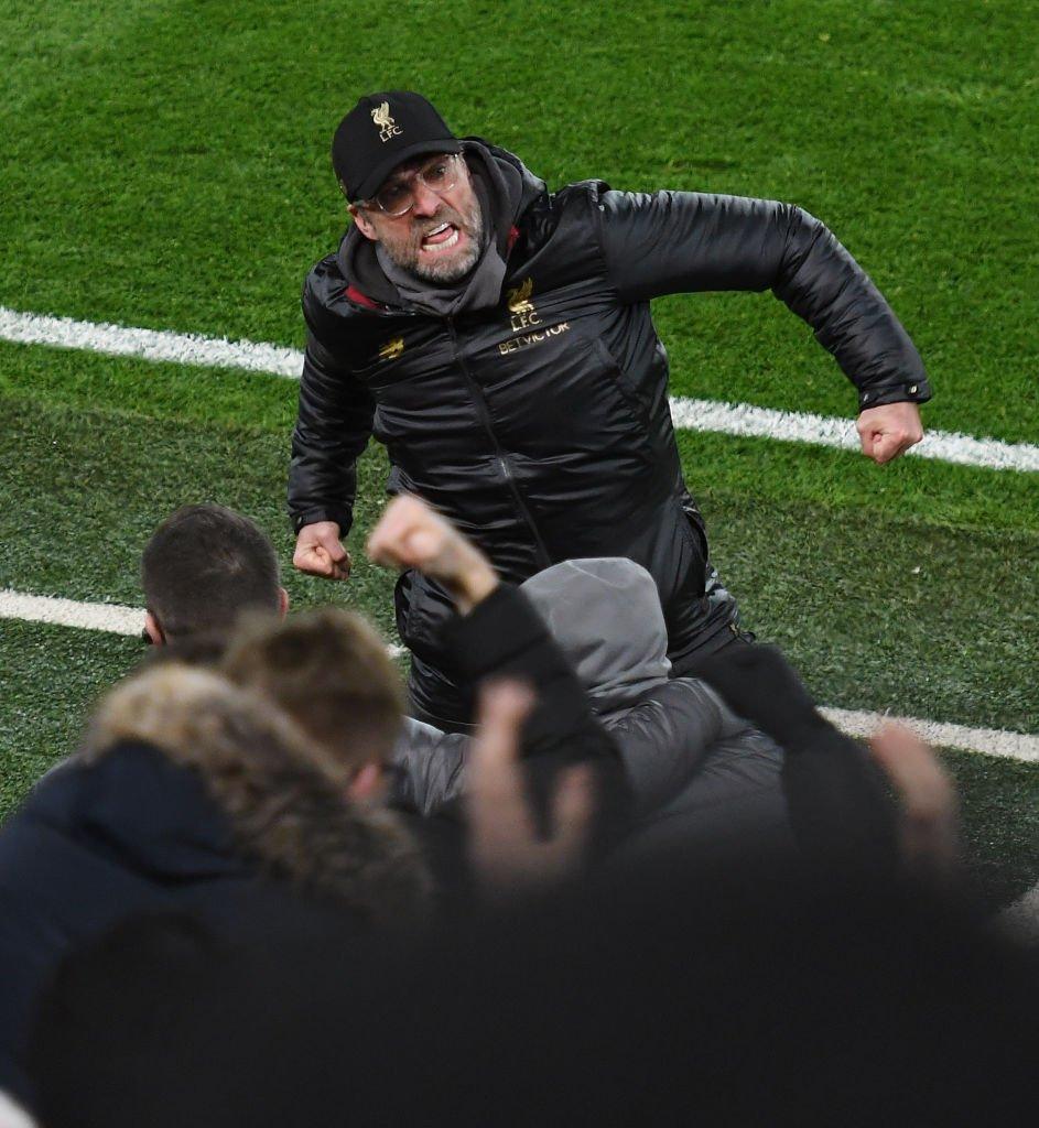 Football Tweet's photo on Liverpool vs Porto