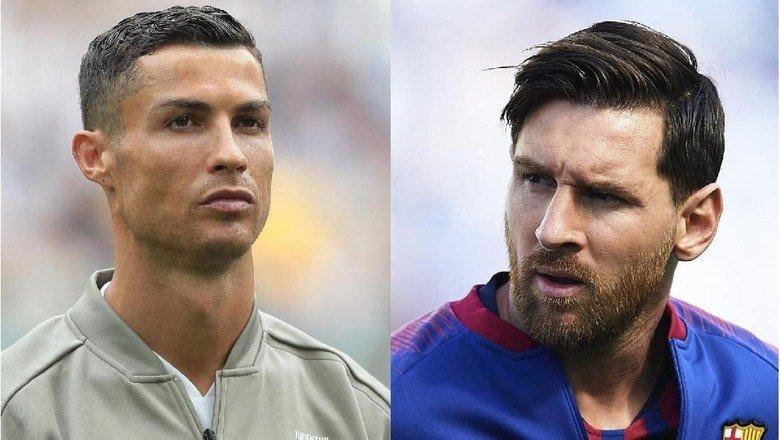 acehimage.com's photo on Messi vs Ronaldo