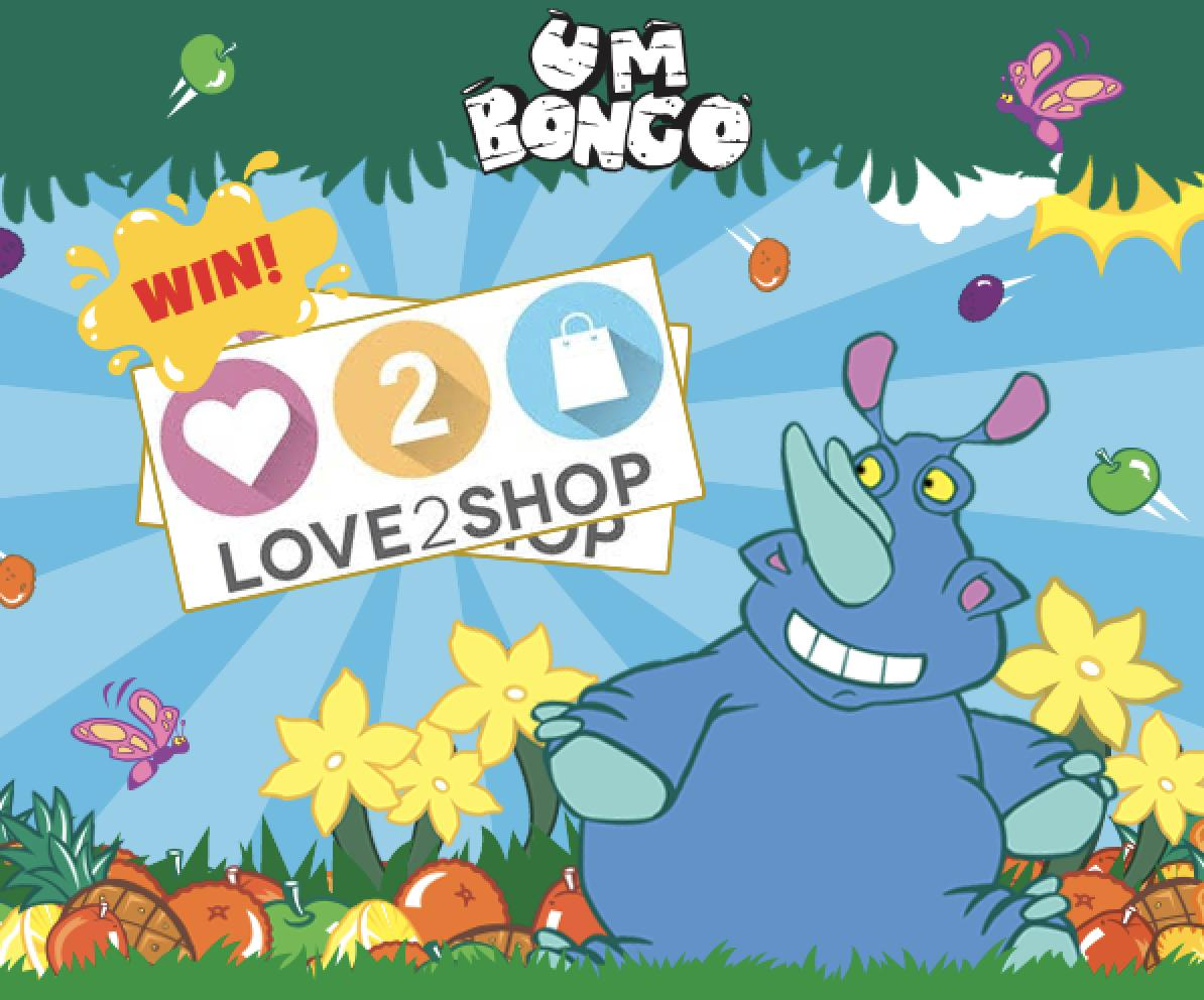 Win a £30 Love2Shop voucher! As it&#39;s nearly spring Hippo says he's looking to buy a garden plant, Rhino wants a new spring outfit, but what would you buy if you won?!  For the chance to win Follow, Retweet &amp; Reply! Closes 1pm on 21/03, UK Only, T&amp;Cs Apply #FreebieFriday <br>http://pic.twitter.com/C5cBZKp4dz