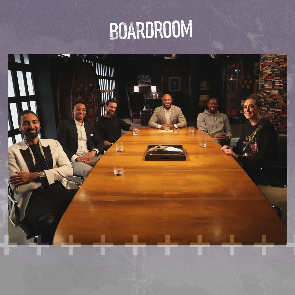 New episodes of The Boardroom are streaming now: https://es.pn/2GA2rGt