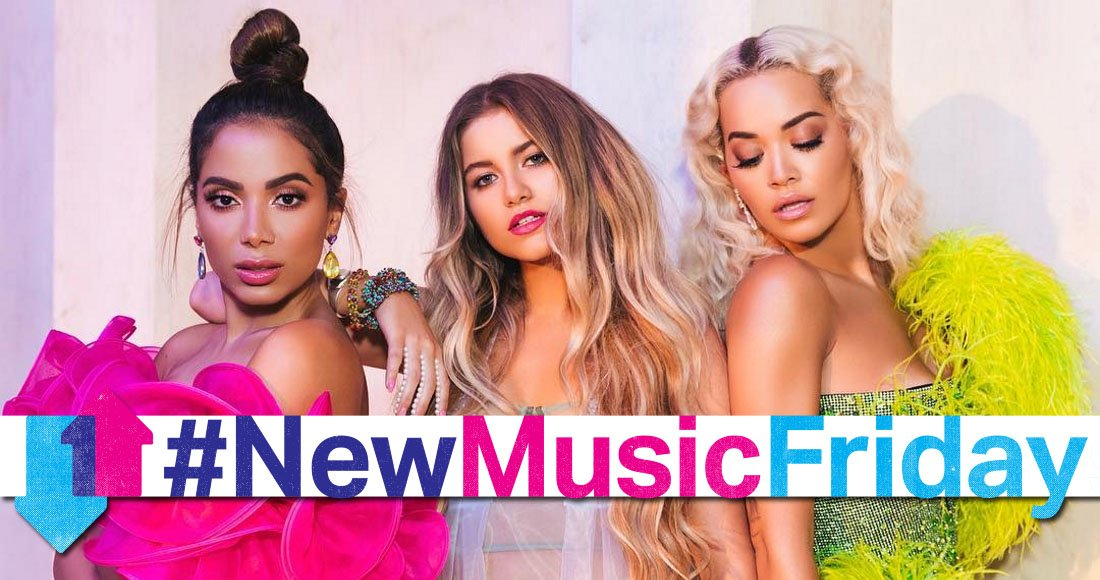 Name a more iconic TRIO. @SoSofiaReyes unties with @RitaOra &amp; @Anitta this #NewMusicFriday for R.I.P. - a global hit in the making?  http:// bit.ly/2ycMNfc  &nbsp;  <br>http://pic.twitter.com/8wFITVoAi4